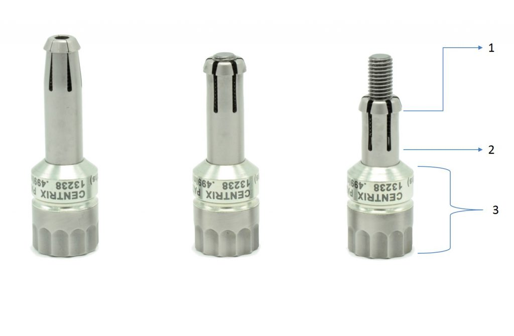 Centrix Free Spin single sided temporary fastener for automation